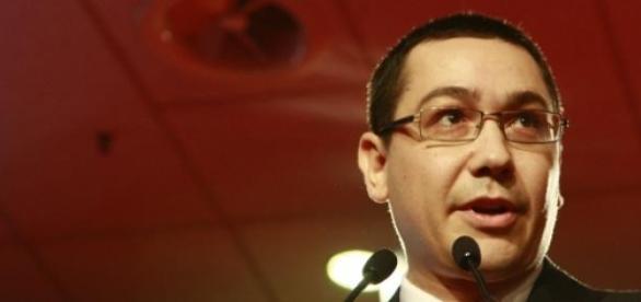 Victor Ponta in discutii cu delagatia britanica