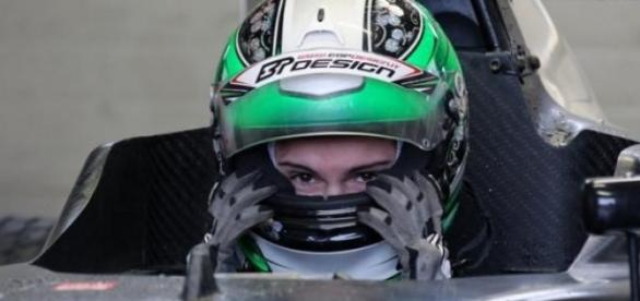Alexandra Marinescu,Michael Schumacher,formula1
