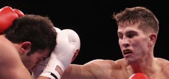 Alexis Vastine, un boxeur émérite.
