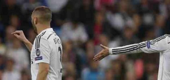 Benzema et Ronaldo se plaignent