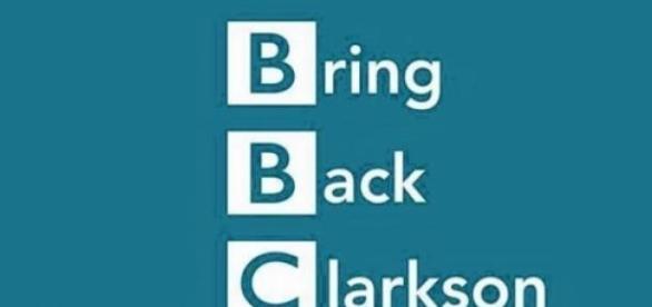 Bring Back Clarkson is trending on Twitter