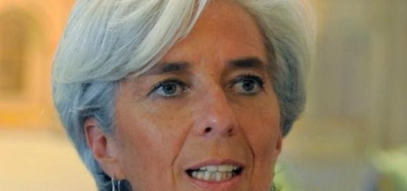 Christine Lagarde avoue que le plan est risqué.