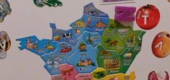 Harta Republicii Franceze