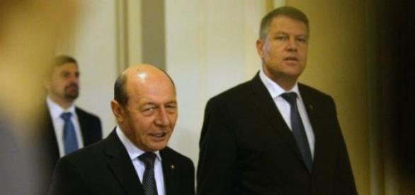 Klaus Iohannis politizeaza Politia Romana
