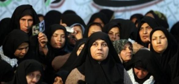 Las  iraníes que ven  más mermados sus derechos