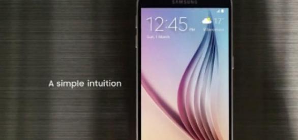 Novo telemóvel da Samsung