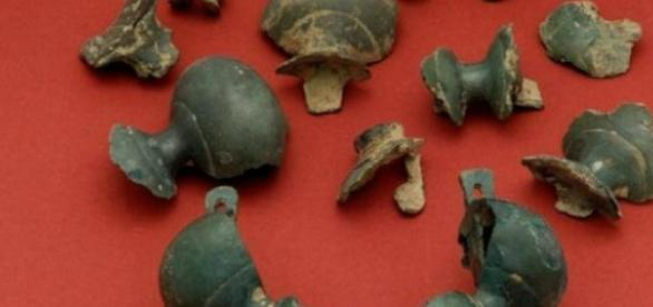 Skarb spod Sanoka: celtycka bransoleta z brązu