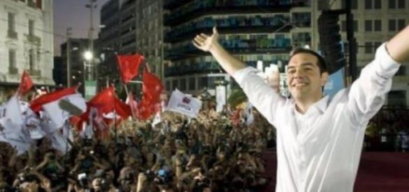 Syriza castiga alegerile in Grecia