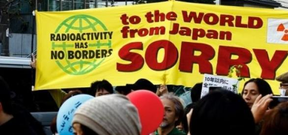 4 ansFukushima, le Japon renoue avec le nucléaire.