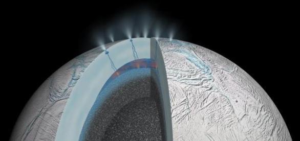 Dados foram recolhidos pela sonda Cassini