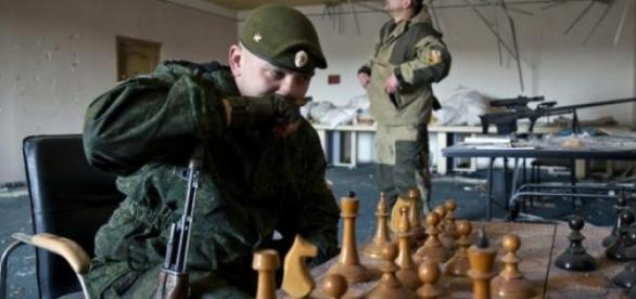 Noua mutare a Rusiei in estul Ucrainei