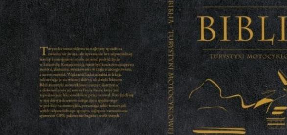 """""""Biblia turystyki motocyklowej"""" robi wrażenie!"""