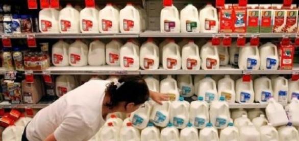 se doreste TVA scazut la lapte