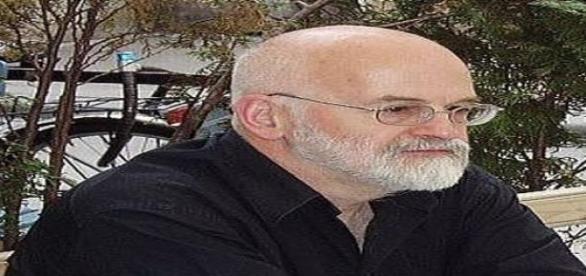 Terry Pratchett (foto z oficjalnej strony autora)