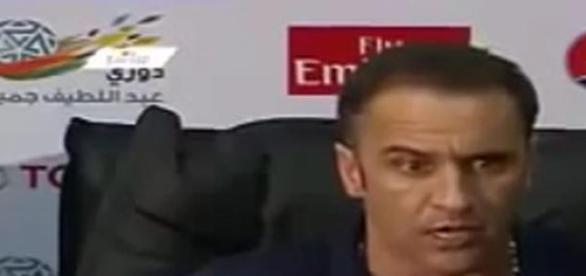 Vitor Pereira alvo da ira dos adeptos