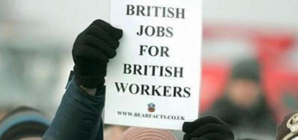 britanicii nu mai vor imigranti necalificati