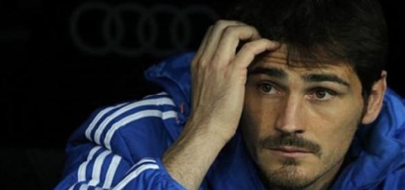 Casillas vai perder o lugar para Keylor Navas