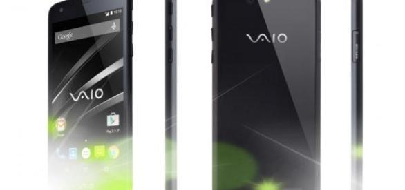 El VAIO phone es el primer smartphone de la marca.