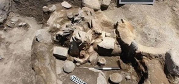 Eran rituales clave para las comunidades arcaicas