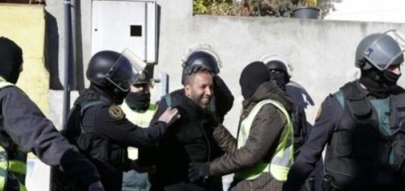 La mayor parte de las detenciones en Cataluña