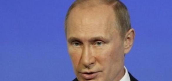 Prezydent Rosji, Władimir Putin
