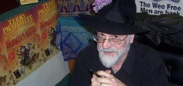 Prolific writer,Terry Pratchett, died aged 66