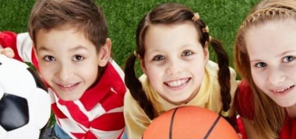 Exercitiul fizic la copii