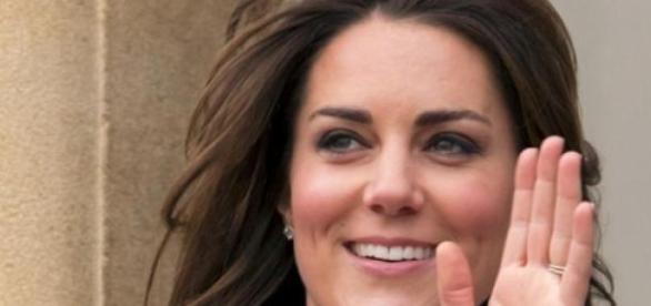 ¿Kate se viste de rosa porque tendrá niña?