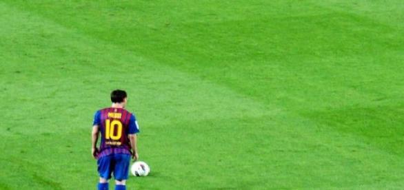 Nouveau doublé pour Lionel Messi