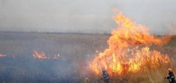 O noua provocare pentru pompieri