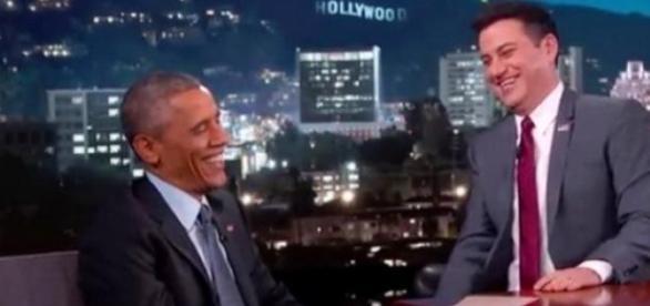 Obama vorbeste despre extraterestri si Zona 51