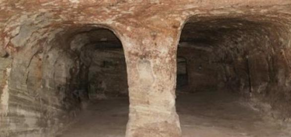 Oras subteran descoperit in Turcia