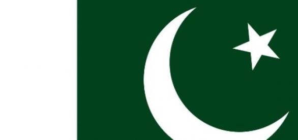 Bandeira do Paquistão não reflecte presença cristã