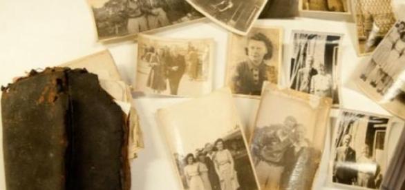Edward Parker pôde rever fotografias dos pais.