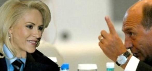 Gabi Vranceanu Firea si Traian Basescu mai demult
