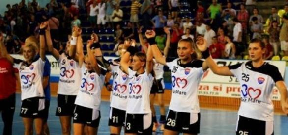HCM Baia Mare- echipa de handbal