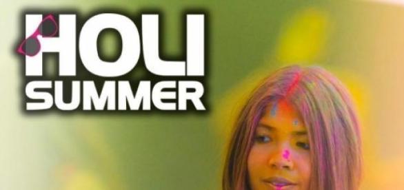 Holi Summer: o festival mais colorido de sempre!