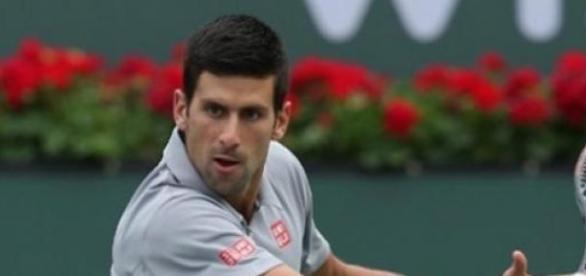 Novak Djokovic sigur pe el la Indian Wells
