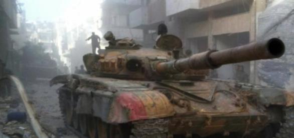 Razboaiele civile din Siria si Ucraina