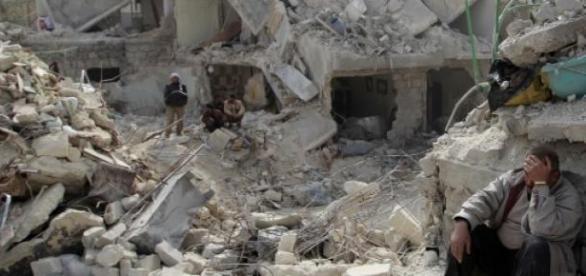 Razboiul civil din Siria