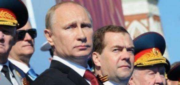 Rusia fara Vladimir Putin