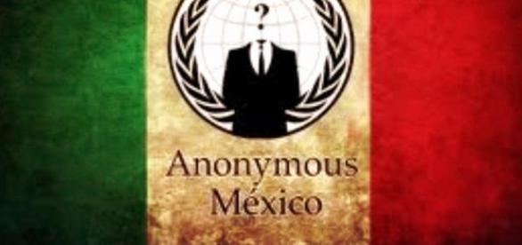 Anonymous hackea la MVS en México.