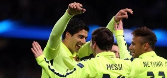 Barcelona jogaria final sem a temível MSN
