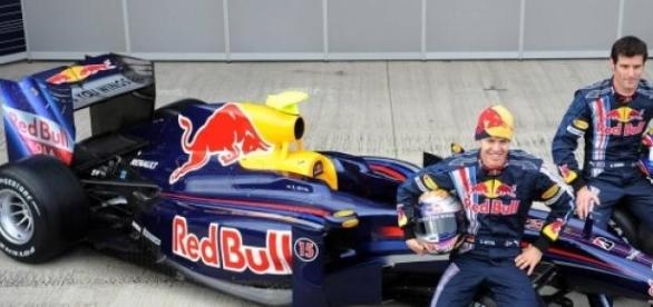 Echipa de Formula 1 Red Bull