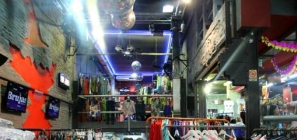 Feria de diseño de indumentaria, Boliche 'Brujas'