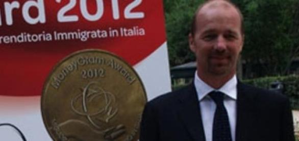 Florin Simon afacerist Roma