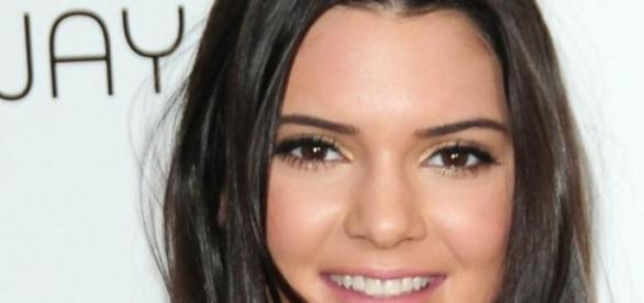 Kendall Jenner, modelo importante en la PFW