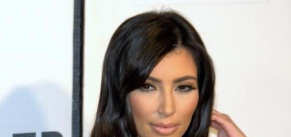 Kim Kardashian é casada com Kanye West