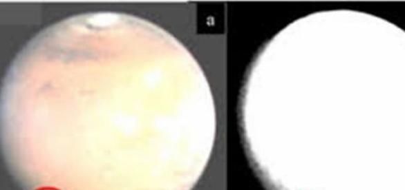 Névoa em Marte chama a atenção de cientistas