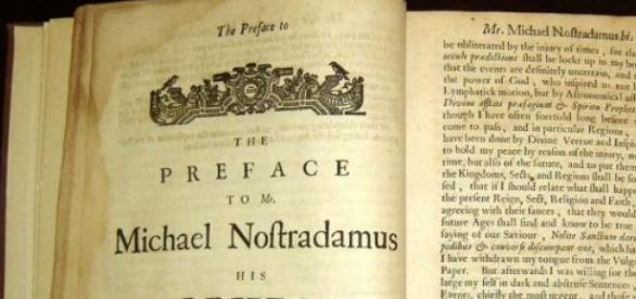 Nostradamus si Arsenie Boca au prezis dezastre